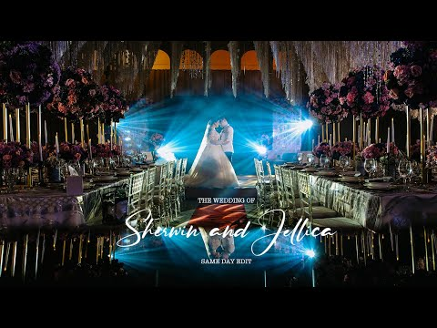 Sherwin And Jellica | On Site Wedding Film By Nice Print Photography