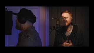 Смотреть клип Danny Worsnop & Matty Mullins - Say Something