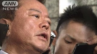 徳田虎雄氏の妻「猪瀬氏から返却の話一切なかった」(13/11/25)