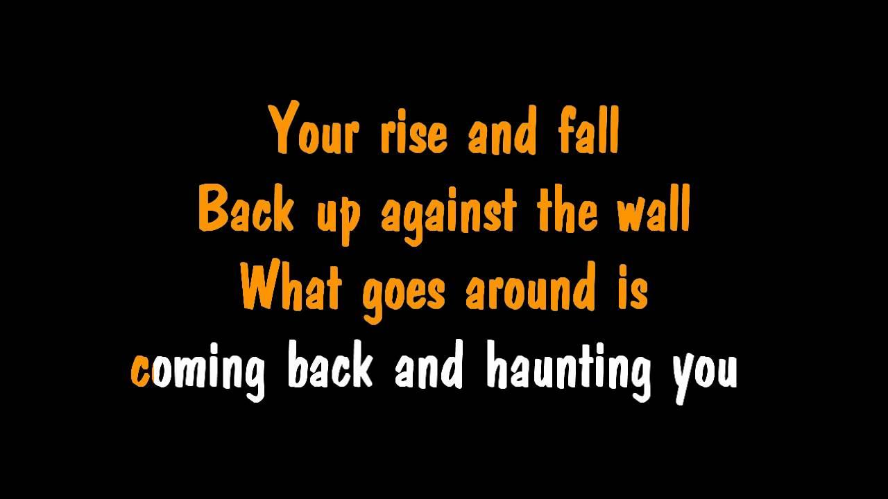 Green Day - Platypus (I hate you) lyrics - YouTube