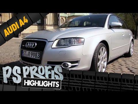 PS Profis - Audi A4 Avant 2.5 TDI