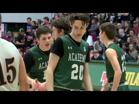 Boys Basketball: St. Johnsbury Vs Rutland, VT D1 Finals 3-17-19