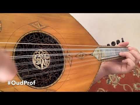 ✅Oud Taqasim/Improvisation: Busalik+Ushaq تقاسيم عود: بوسليك + عشّاق✅