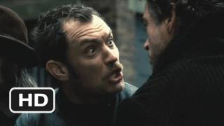 Sherlock Holmes #6 Movie CLIP - When Do I Complain? (2009) HD