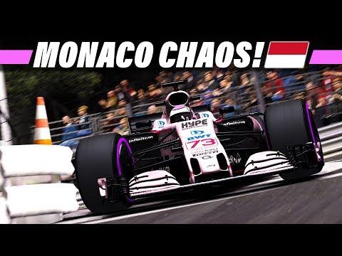 F1 2017 MEGA COOP #28 –Monaco GP Rennen | Formel 1 2017 Gameplay German