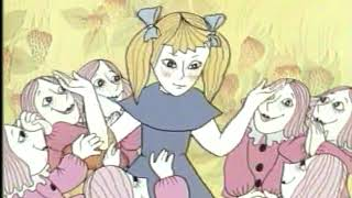 Советский мультфильм «Тайна Страны Земляники» 1973, реж  Алла Грачёва, Константин Чикин HD 1080