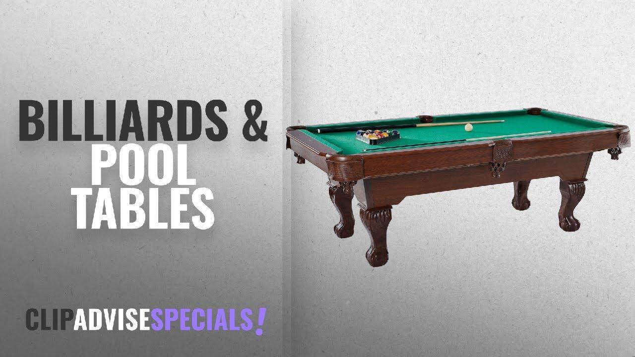 Best Billiards Pool Tables BARRINGTON Springdale Claw Leg - Springdale pool table