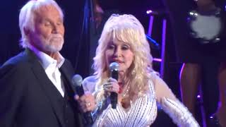 Kenny Rogers & Dolly Parton's final duet - Islands in the Steam
