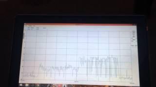 Softbank TDD-LTEB42(3.5GHz帯)実験局@秋葉原 地下へ潜ると…
