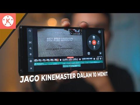 Tutorial 10 Menit Jago KineMaster - Pengeditan video di ponsel
