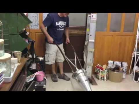 The Allen (Alien ?) Vacuum Cleaner Company - Chicago Patents Pending At The Antique Emporium