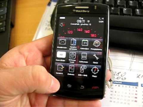 BlackBerry 9520 Storm2 nie działa