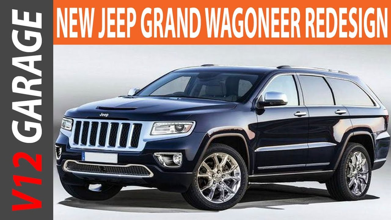 2018 Jeep Grand Wagoneer >> Hot News 2018 Jeep Grand Wagoneer Spy Photos And Release Date