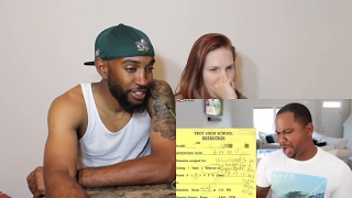 Couples React: FUNNY DETENTION SLIPS From REAL KIDS // The DL EXP😆