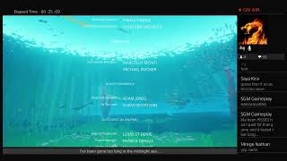 Beyond The Deep End Ep 2 (Abzû PS4)