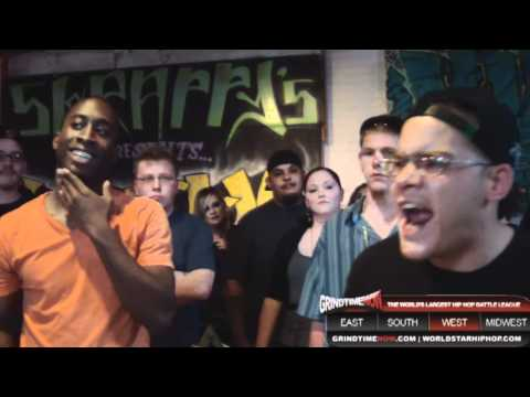 Grind Time Now Presents :Teddy Tha Grizzly Vs Eral