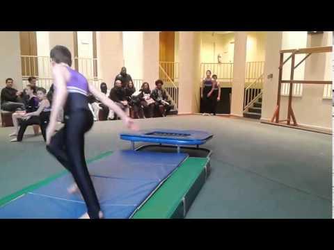 Evan Thomas Institute: Gymnasts