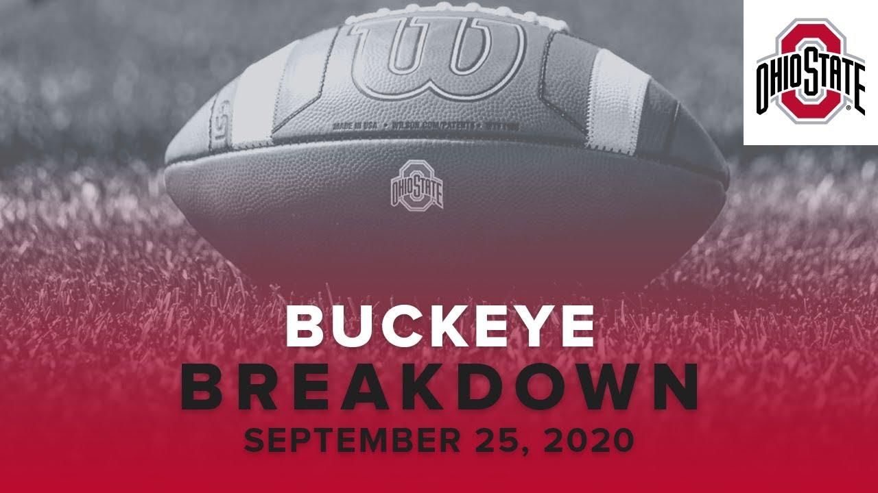 Buckeye Breakdown: B1G 🏈 is Back!