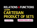 CARTESIAN PRODUCT OF SETS ( DEFINITION + EXAMPLE & IMPORTANT POINTS)