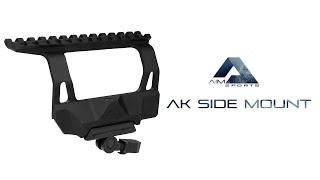 Ak Side Mount - AIM Sports Inc.
