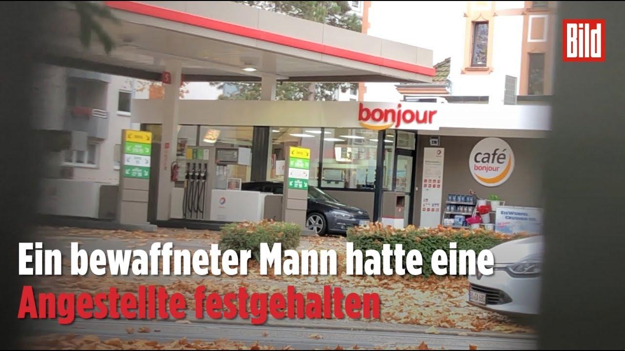 Geiselnahme in einer Bochumer Tankstelle - Täterherkunft verschwiegen
