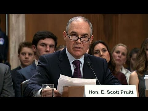 DAMN!!! TRUMP'S EPA BOSS JUST DEMOLISHED ONE STUPID PROGRAM THERE AND LOOK HOW MUCH HE SAVED US!!!