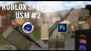 SpeedArt: ROBLOX [USM 2]