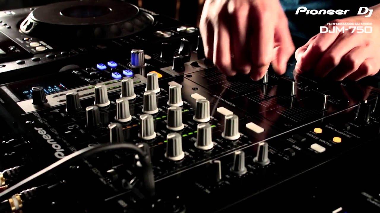 Pioneer Dj Wallpaper 68 Images: PIONEER DJM-750 Performance DJ Mixer