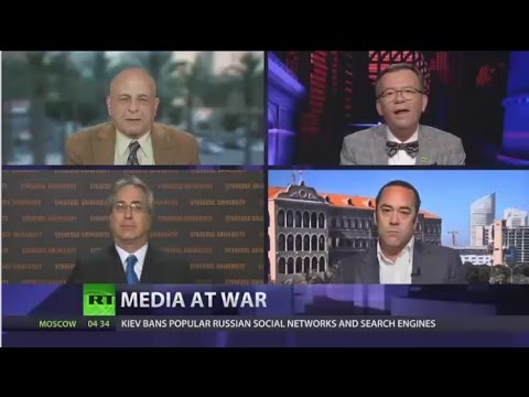 CrossTalk: Media At War