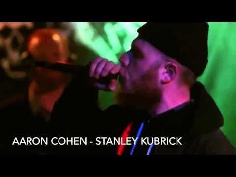 Aaron Cohen - Stanley Kubrick (Live @ The Archeron)