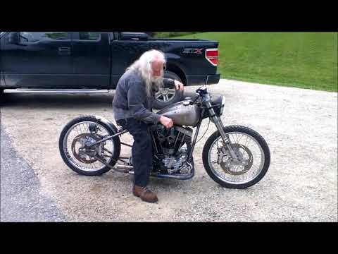 Harley Flathead lower