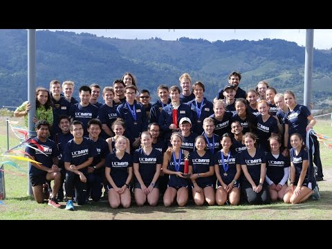 UC Davis Cross Country & Track Club: 2016 Cross Country Season