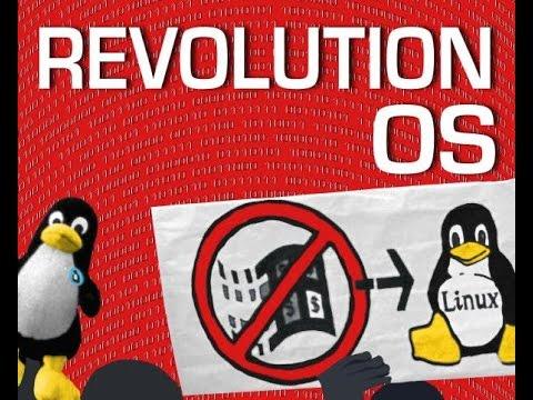 Revolution OS   Informative Video On Linux