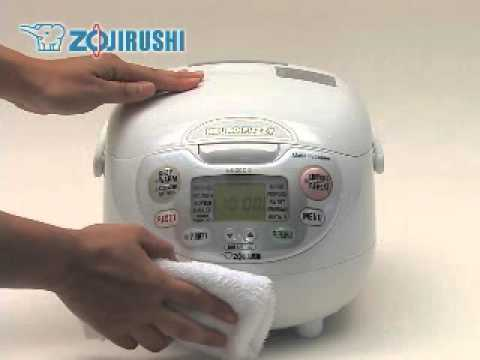 Caring for Your Zojirushi Rice Cooker Part 1