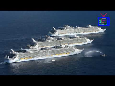 World's three largest cruise ships shifting home ports for 2019_Today latest News