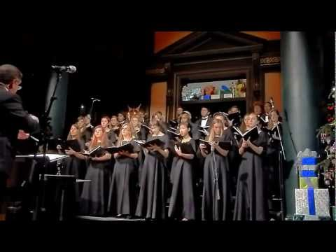 Jazzy It Came Upon a Midnight Clear - Concord High School Chorale