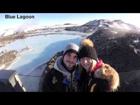 Iceland Vlog: Reykjavik, Blue Lagoon, Northern Lights, Golden Circle 2015