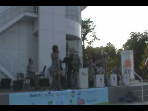 JOHN MORGAN ORCHESTRA ( A JAZZ IN JULY EVENT) AT DES MOINES ART CENTER 7/13/12