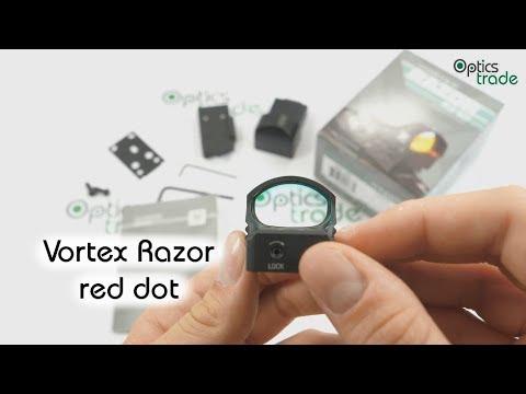 Vortex Razor Red Dot Sight review | Optics Trade Reviews