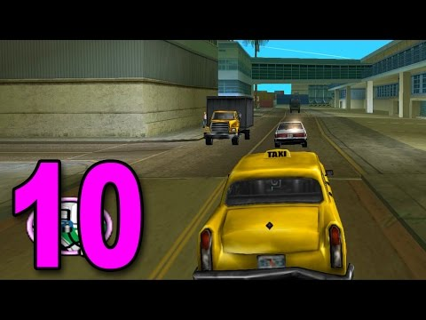 Grand Theft Auto: Vice City - Part 10 - The Cab Company