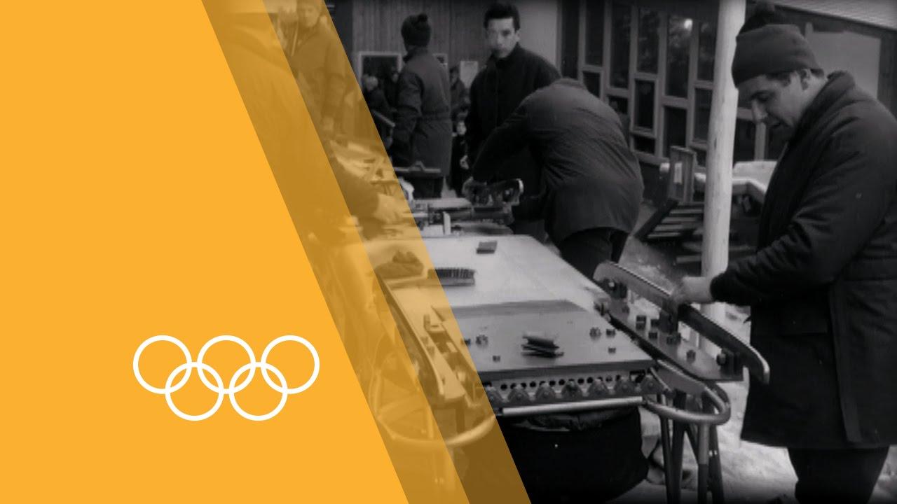 Tony Nash On The 1964 Innsbruck Winter Olympics Bobsleigh Words Of