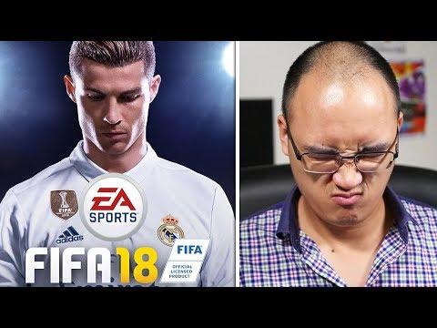 MA PREMIÈRE PARTIE DE FOOTBALL ! | FIFA 18