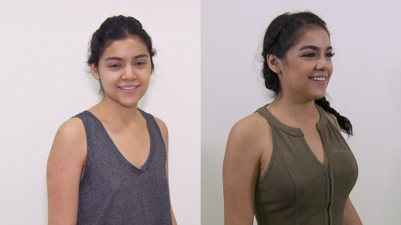 Teen Gets Breast Implants To Start Freshman Year Of College