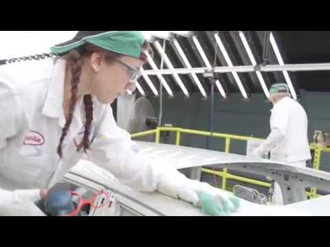 2017 Honda CR-V Production at East Liberty Auto Plant