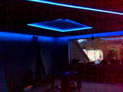 led test wohnzimmer youtube. Black Bedroom Furniture Sets. Home Design Ideas
