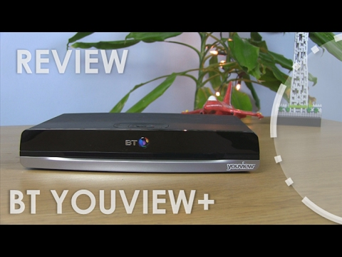BT YouView+ Set Top Box | Review