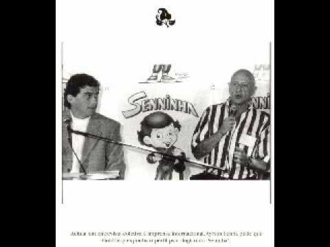 Ayrton Senna - Morte - Dr. Jacob Pinheiro Goldberg - Parte 1