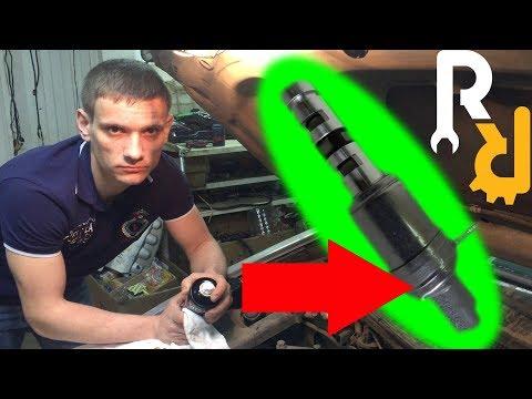 Сальник клапана фазорегулятора K4M 1.6 16V, F4R 2.0 16V Меган2, Дастер замена. | Видеолекция#2