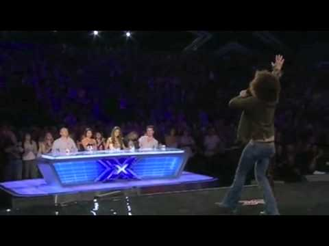 Best First Auditions on shows like X-Factor , Brit