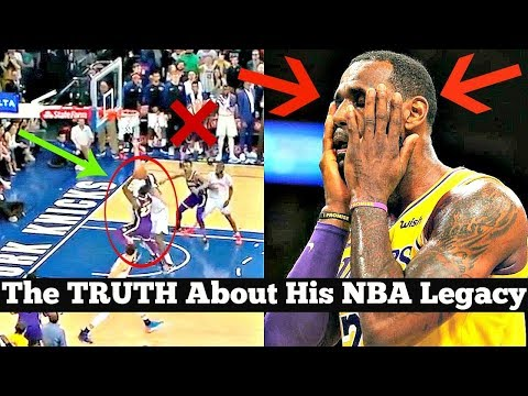 This is How LeBron James Just RUINED his NBA Legacy